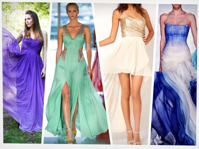 Si tienen una boda en la playa seguro están buscando ideas para su vestido. En