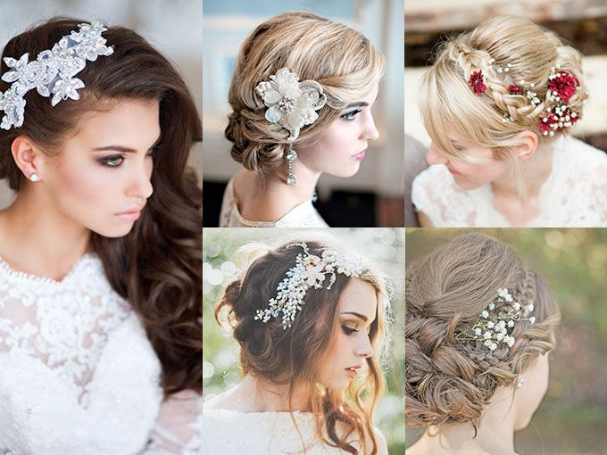 El peinado es una parte muy importante del look de cualquier novia. Si estás buscando