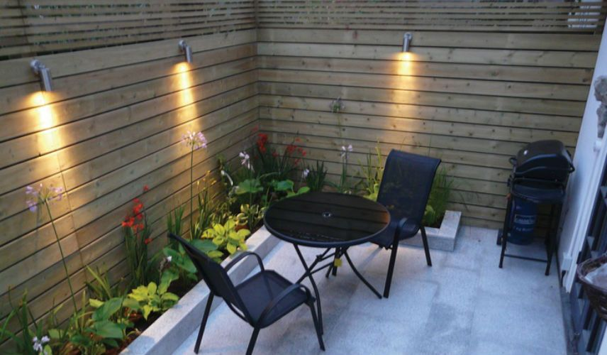 Decoracion jardines interiores peque os for Antejardines pequenos